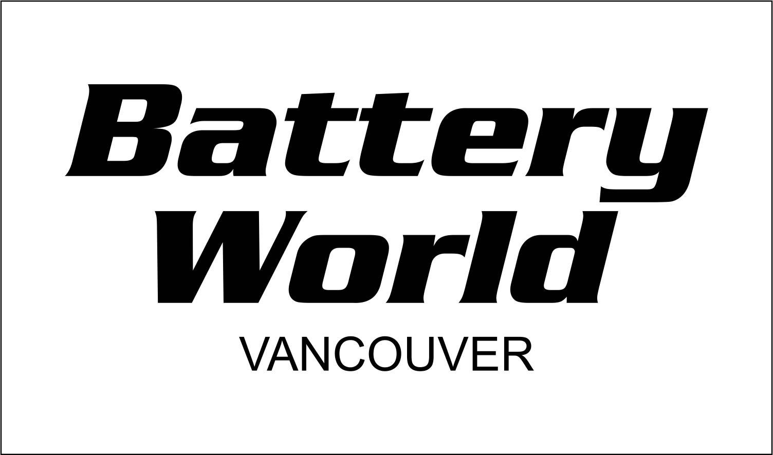 BatteryWorld Black