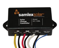 Solar Charge Controller Samlex SCC-1208L M