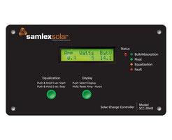 Solar Charge Controller Samlex SCC-30AB M