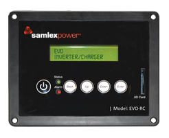 EVO Inverter Charger Samlex EVO-RC