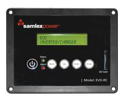 EVO Inverter Charger Samlex EVO-RC