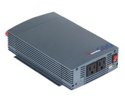 Pure Sine Wave Power Inverter Samlex SSW-600-12A M
